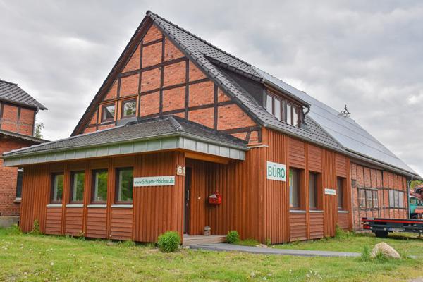 Schütte Holzbau Uelzen - Büro