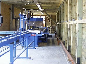 Schütte Holzbau Uelzen - Holzzuschnitt