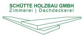 Schütte Holzbau