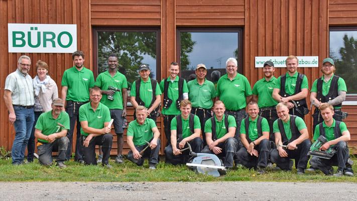 Schütte Holzbau Uelzen - Team