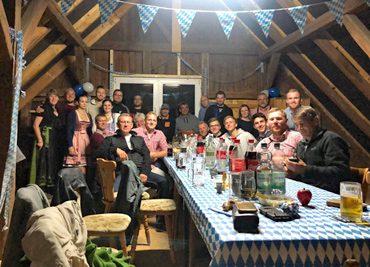 Schütte Holzbau Uelzen - Oktoberfest