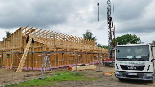 Schütte Holzbau Uelzen - Holzrahmenbau
