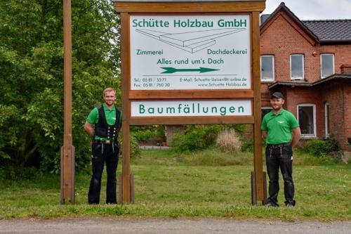 Schütte Holzbau Uelzen-Holdenstedt